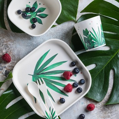 How Bamboo Dinnerware Can Help Save the Environment